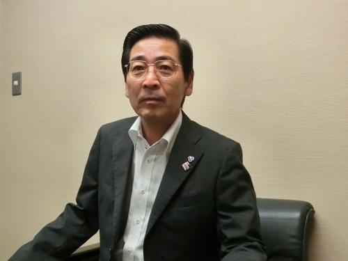 福岡市薬剤師会副会長 井上嘉明