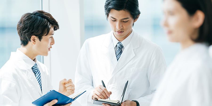 医療・介護関係者との連携